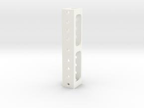 Bukk Aagset in White Processed Versatile Plastic