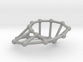 Möbius ladder M_20 in Aluminum
