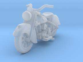 Indian Sport Scout 1940  1:120 in Smooth Fine Detail Plastic