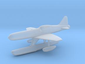 Nakajima A9M3-N Atomic Rocketplane in Smooth Fine Detail Plastic: 1:144