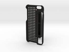 Structure Sensor Case - iPhone 6 by Guido De Marti in Black Premium Versatile Plastic
