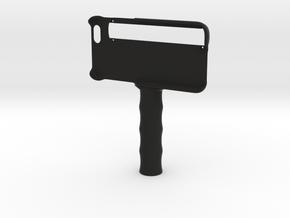Structure Sensor Case - iPhone 6 by Marcus Ritland in Black Premium Versatile Plastic