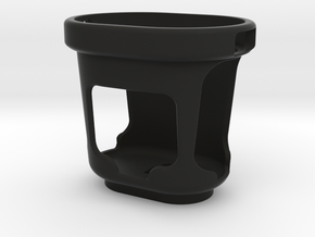 Zoom H2n Lower Cover (2 of 2) in Black Natural Versatile Plastic