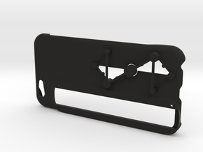 Structure Sensor Case - iPhone 6 by Max Tönnemann in Black Premium Versatile Plastic