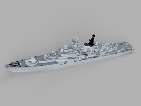 1/1800 CNS Taizhou in Smooth Fine Detail Plastic