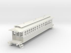 o-100bas-wcpr-bogie-coach in White Natural Versatile Plastic