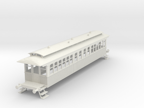 o-43bas-wcpr-bogie-coach in White Natural Versatile Plastic
