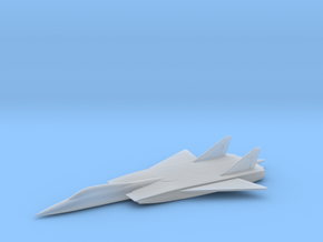 Republic Aviation AP-100 VTOL Fighter in Smooth Fine Detail Plastic: 1:200
