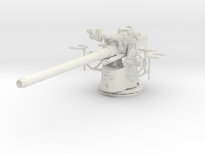 Best Cost 1/32 Uboot 10.5cm 45 Cal. Deck Gun in White Natural Versatile Plastic