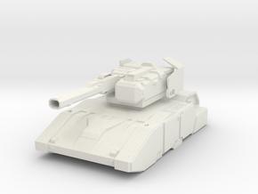 Medium Thermal Tank in White Natural Versatile Plastic