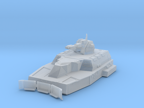 Heavy Hover Tank - Autocannons in Smooth Fine Detail Plastic