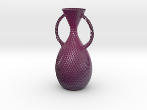 Vase 0621150918 in Glossy Full Color Sandstone