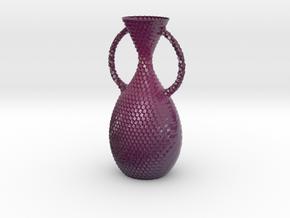 Vase 0621150918 in Glossy Full Color Sandstone