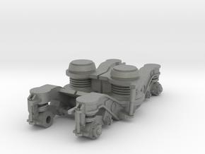 ICR draaistel zijkanten 1:32 in Gray Professional Plastic