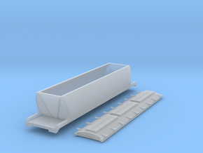 SAR SHBX Grain Hopper in Smoothest Fine Detail Plastic