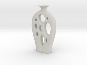 Vase 1317S in Natural Full Color Sandstone