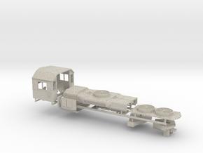 Z Scale GP38 Parts in Natural Sandstone