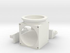 Table Tennis Machine - EPONG v2 - Main body Set V2 in White Natural Versatile Plastic