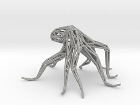 Octopus in Aluminum