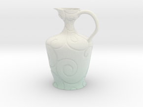 Vase 1830Nv in Matte Full Color Sandstone