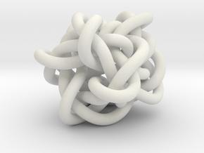 B&G Knot 06 in White Natural Versatile Plastic