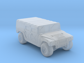 M998a1 Troop-Cargo 160 scale in Smooth Fine Detail Plastic