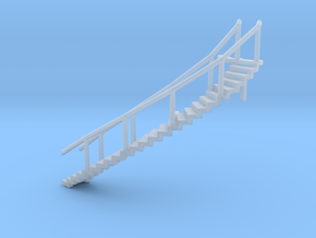 Spherical Ladder - part 2 Chemical Tank N 160:1 Sc in Smooth Fine Detail Plastic