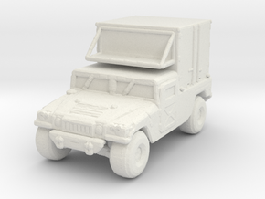 M1037-S200 160 scale in White Natural Versatile Plastic