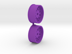 Offset-0,5-front-BBS-Rims-MiniZ-AWD in Purple Processed Versatile Plastic