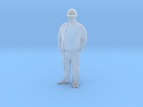 Printle C Homme 1588 - 1/72 - wob in Smooth Fine Detail Plastic