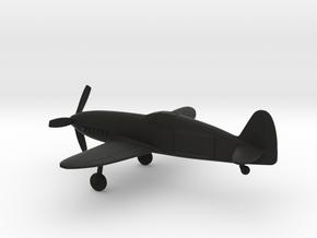 Kawasaki Ki-78 KEN III in Black Natural Versatile Plastic: 1:100