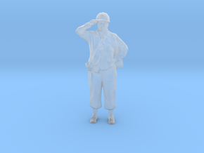 Printle C Homme 1535 - 1/72 - wob in Smooth Fine Detail Plastic