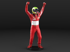 Felipe 1/18 Celebrating Figure 2006 in Natural Full Color Sandstone