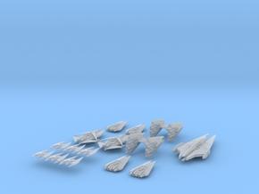 NR Fleet Pack Full Thrust Scale in Smooth Fine Detail Plastic