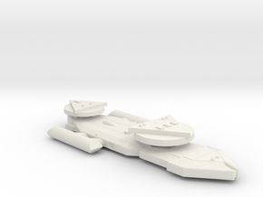 3125 Scale Worb Heavy Destroyer MGL in White Natural Versatile Plastic