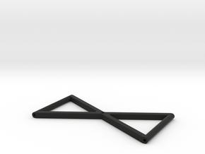 ZRD Front Lower X Brace in Black Natural Versatile Plastic