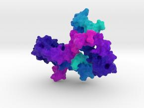 Phage Anti-CRISPR Protein in Natural Full Color Sandstone