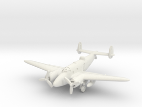 Lockheed PV-1 Ventura 1/200 in White Natural Versatile Plastic