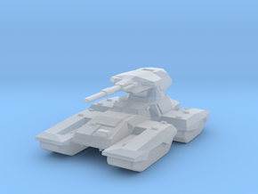 HALO UNSC Scorpion tank in Smooth Fine Detail Plastic