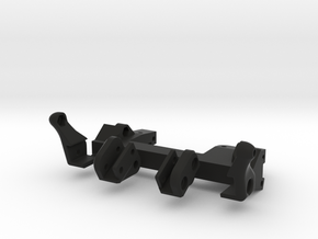 Shackle Reversal for TF2 Blazer (Specific To) in Black Natural Versatile Plastic