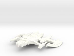 Londrassi Starship Type 2 in White Processed Versatile Plastic