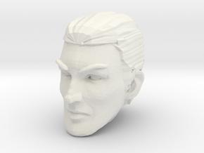 head short hair 2 in White Natural Versatile Plastic