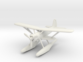 Heinkel He 114 1/200 in White Natural Versatile Plastic