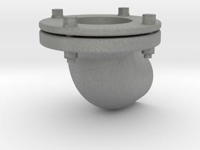 Wasserkastenverbindungsrohrbogen in Gray PA12