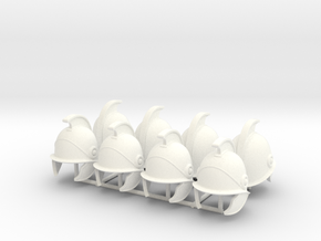 ETHAN 27  in White Processed Versatile Plastic