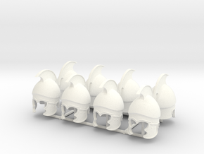 ETHAN 30 in White Processed Versatile Plastic