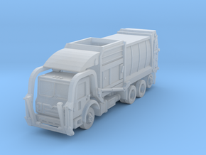 Garbage front load MackHeil in Smoothest Fine Detail Plastic: 1:400