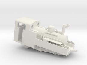Brienz Rothorn Bahn h 2 /3 no2 Snowden  in White Natural Versatile Plastic