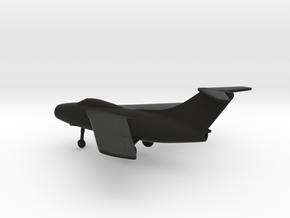 FMA IAe.33 Pulqui II in Black Natural Versatile Plastic: 1:160 - N