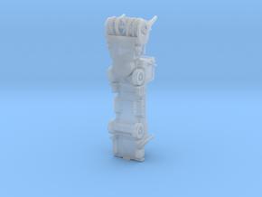 OK H gen2 ver3 blower rev2 in Smoothest Fine Detail Plastic: 1:220 - Z